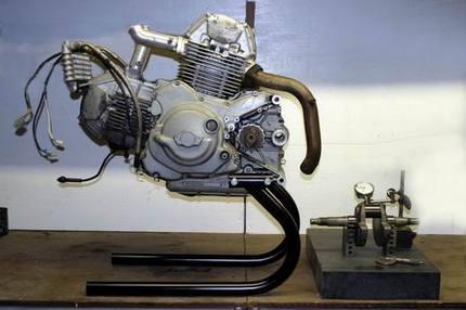 Corsair Industries Ducati Engine Stand